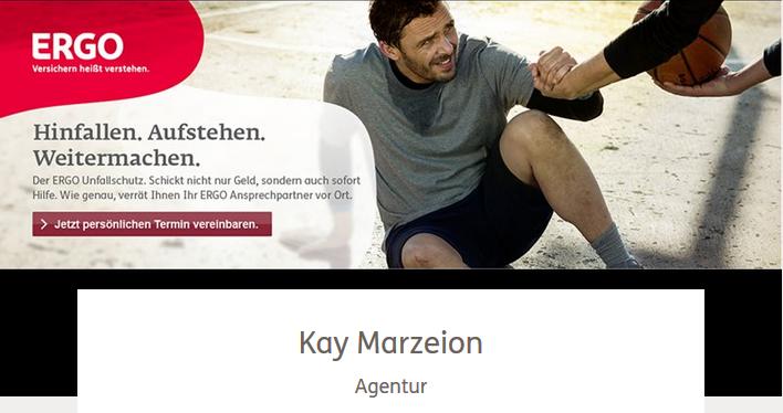 Kay Marzeion  Agentur